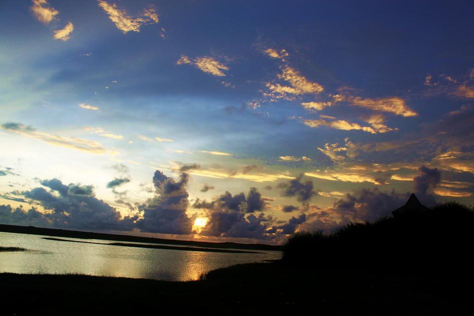 sunset pantai glagah yogyakarta (11)