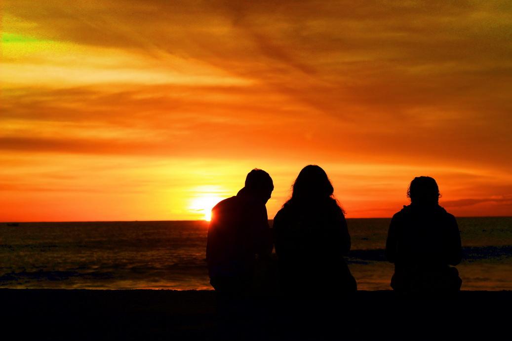 sunset pantai glagah yogyakarta (3)