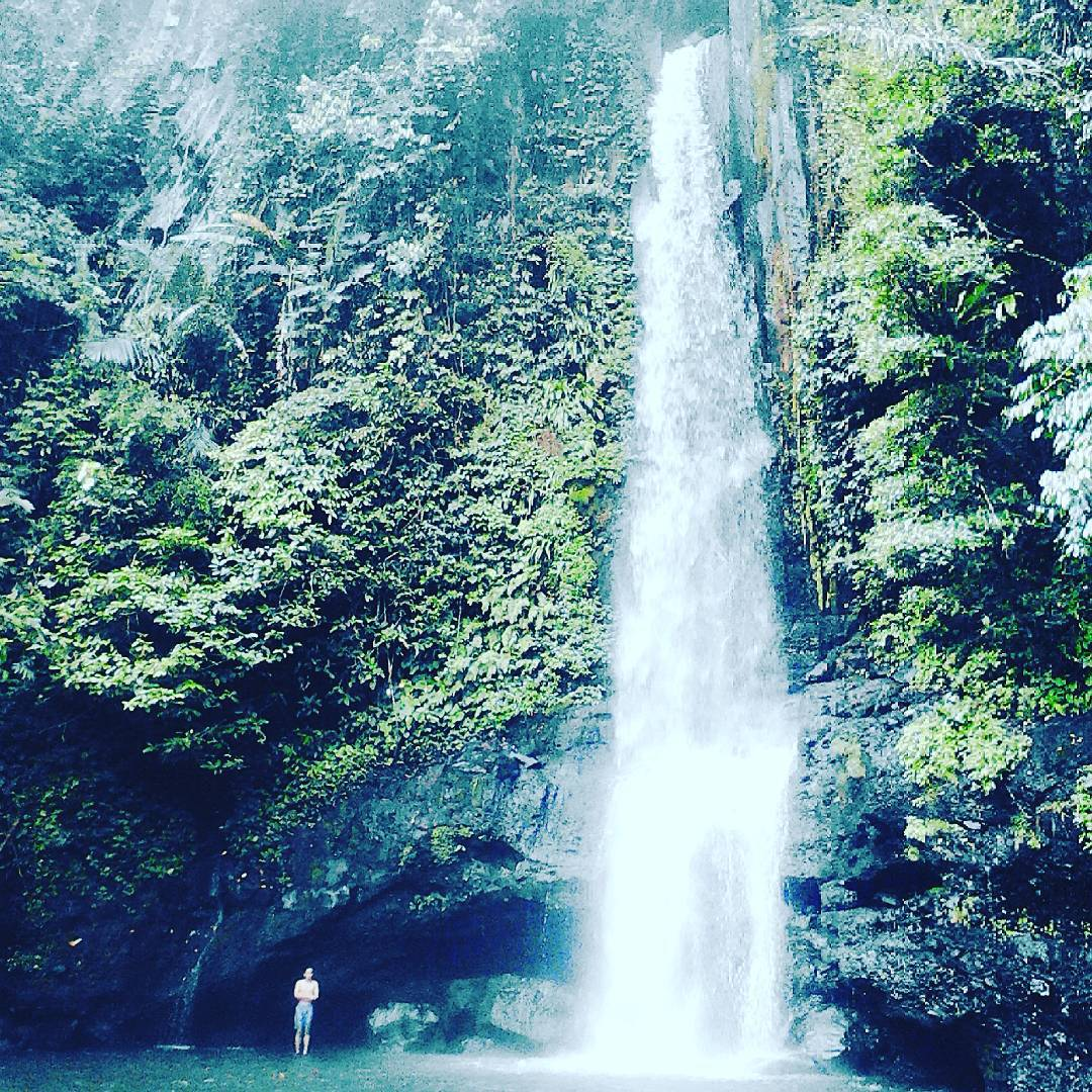 curug lubur by andrisyahriall