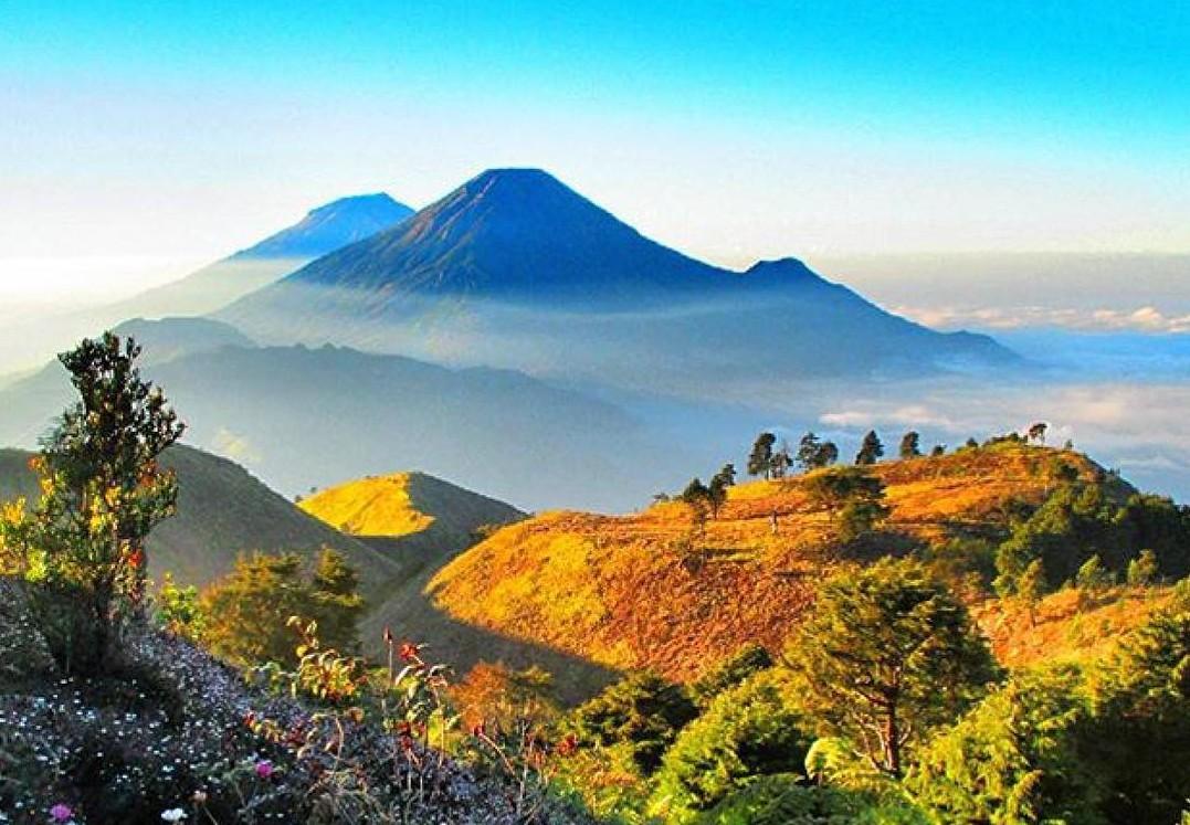 Gunung Prau Dieng : Tempat Paling Indah Dan Romantis Untuk ...