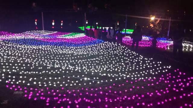 Image Wisata Kaliurang Malam